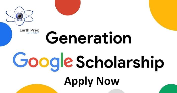 the generation google scholarship